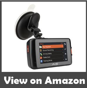 Mio MiVue 618 dash cam - Best Dash Cam 2017 Dashboard Cameras Reviews