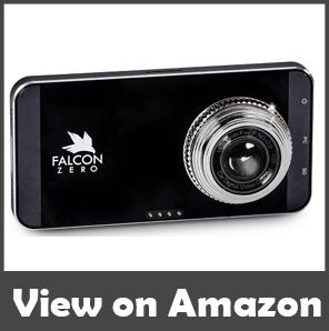 falcon zero touch pro - Best Dash Cam 2017 Dashboard Cameras Reviews